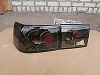 Задние фонари на ВАЗ 2110 модель Лексус Тайвань (тонированные), фото 1