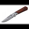 Классический складной нож. Нож для туризма и охоты.
