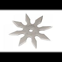 Метательная звезда. Звездочка сюрикен для метания., фото 1