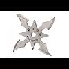 Метательная звезда. Сюрикен - звездочка для метания.