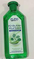 Пена для ванны (эвкалипт) Pure Krauter Kurbad Eukalyptus