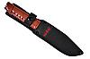 Охотничий нескладной нож. Полевой нож. Кожаная рукоять. Отличная сталь. Заточен. Не являетсяХО. Заключение.