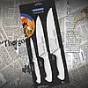 Набор ножей кухонных Tramontina 24499/811 Premium (3 ножа) из нержавеющей стали