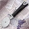 Долговечный нож для пиццы HuaQuan C15 (пиццерезка) из высококачественной стали