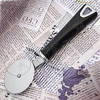 Долговечный нож для пиццы HuaQuan C15 (пиццерезка) из высококачественной стали, фото 1