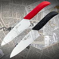 Нож керамический Ke chuang 7 с полимерной рукоятью. Не нуждаются в заточке, фото 1