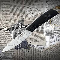 Нож керамический Kitchen fun ( CF ) 5 (белый) для мяса и птицы. Удобный, надежный нож, фото 1