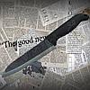 Удобный, долговечный керамический нож Kitchen fun ( CF ) 6 черный для мяса и птицы