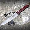 Нож кухонный Tramontina (21127/077) Polywood из высококачественной стали.