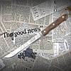 Нож кухонный Tramontina (22804/008) OLD COLONY нарезной