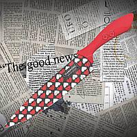 Нож кухонный Tramontina (23034/178) Colorcut для мяса, с оригинальным дизайном