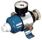 Редукторы давления воздуха с фильтром  РДФ-3, РДФ-4