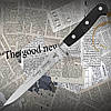 Нож кухонный Tramontina 24006/106 CENTURY обвалочный с длинным лезвием