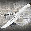 Нож кухонный Tramontina 24607/086 PROFESSIONAL MASTER для мяса с антибактериальным покрытием