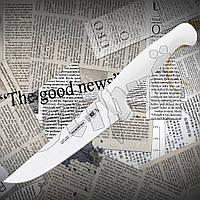 Нож кухонный Tramontina 24607/182 PROFESSIONAL MASTER для мяса с антибактериальным покрытием.