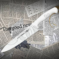 Нож кухонный Tramontina 24609/086 PROFESSIONAL MASTER для мяса поварской. Удобно лежит в руке.