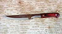 Прочный и надежный кухонный нож Сармат Д - 333 для чистки и нарезки овощей, фото 1