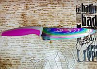 Нож поварской Kitchen fun ( CF ) SC 201 универсальный для чистки овощей, резки мяса. Поварской нож, фото 1