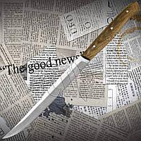 Нож Спутник №18 для нарезки колбасы с длинным лезвием и удобной рукоятью