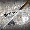 Нож Спутник №20 филейный с длинным  лезвием