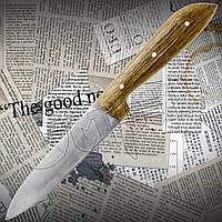 Нож Спутник №87 для обвалки грудной и хвостовой части. Отлично заточенный нож мясника
