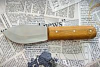 Нож Спутник округлой формы  для разделки рыбы,№90