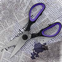 Ножницы кухонные R 076 с удобными эргономичными ручками, фото 1