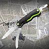 Многофункциональный нож Тотем KB001 спасателя с 13 функциями для частого использования