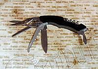 Многофункциональный нож Тотем KY3011LG складной с пластиковым корпусом. Отменное качество, фото 1