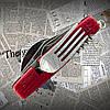 Мульті інструмент похідний № 51: ложка+виделка+ніж+відкривачка+штопор+шило