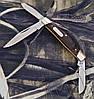 Складной практичный нож Ganzo G725 из медицинской стали. Антикоррозийное покрытие. Деревянная рукоять
