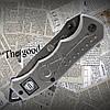 Складной туристический нож Strider Knives FA01 для охоты и рыбалки. Незаменим в полевых условиях