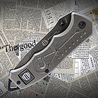 Складной туристический нож Strider Knives FA01 для охоты и рыбалки. Незаменим в полевых условиях, фото 1
