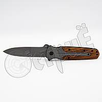 Карманный складной нож Тотем DA 59 NL с клипсой для ношения. В рукояти отверстие под темляк. , фото 1