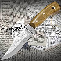 Нож туристический Спутник Модель 2 для охоты, рыбалки и туризма. Отличное качество, фото 1