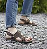 40р Босоніжки чоловічі сандалі, фото 4