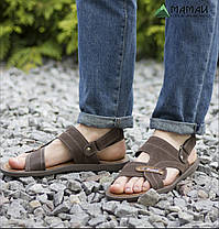 40р Босоніжки чоловічі сандалі, фото 2