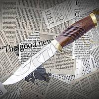 Качественный прочный нож туристический эксклюзивный Спутник Модель 7