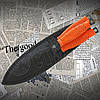 Набор метательных ножей K005: в комплекте 3 штуки
