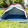 Туристическая палатка JY 1502 3- местная, однослойная