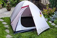 Палатка JY 1506 2- местная двухслойная, туристическая с вентиляционным клапаном. , фото 1
