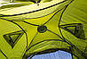 Палатка JY 1537 3- местная двухслойная, туристическая с элементами москитной сетки. Отличное качество