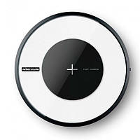 Зарядний пристрій безпровідний Nillkin Magic Charger DISK 4 Black (329428)