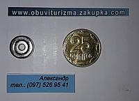 Неодимовый магнит  крепежный   12/5мм (1.8 кг), фото 1