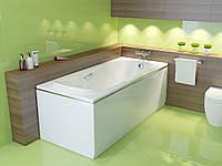 Акриловая прямоугольная ванна 170x75см Carlo