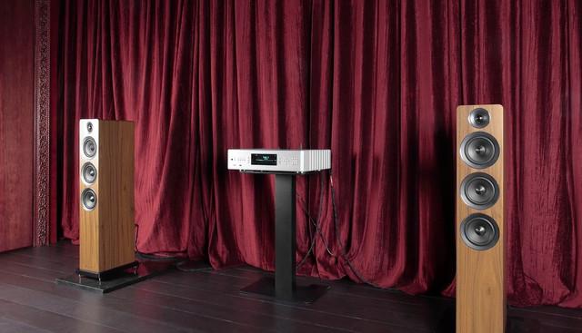 Acoustic Energy AE 120напольные акустические системы