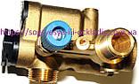Клапан латунный 3-х ходовой в сборе (без фир.уп, Турция) котлов газовых Demrad Aden, арт.BH32, к.з.1774, фото 3