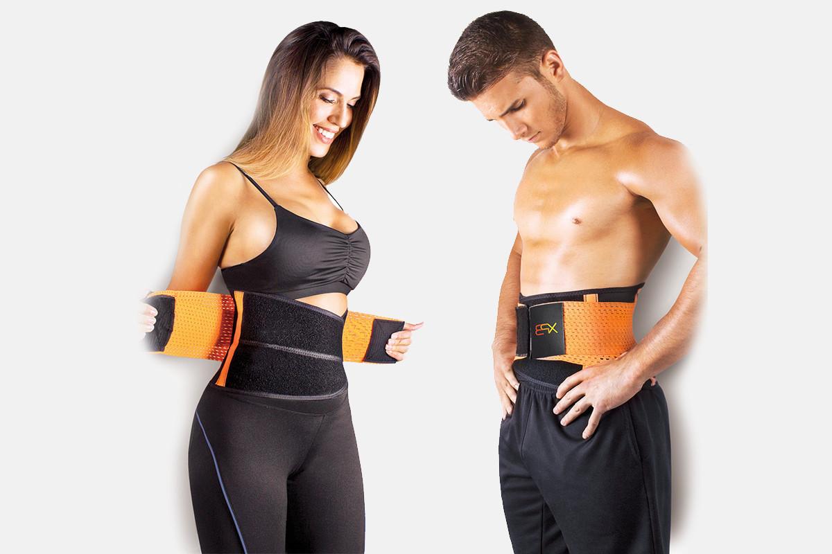 Уникальный пояс для похудения и коррекции фигуры Xtreme Power Belt в Тернополе