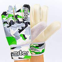 Перчатки вратарские MITER FB-6744-3