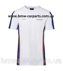 "Футболка унісекс Porsche Motorsport Fan T-Shirt, Le Mans ""Rothmans"", unisex, White"